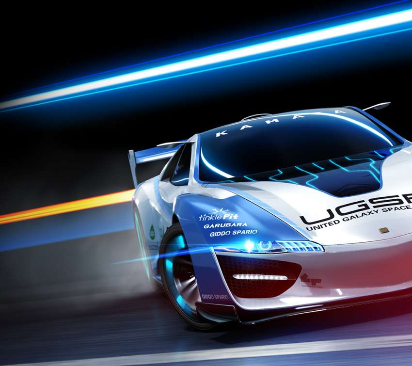 Ridge Racer Vita wallpaper or background