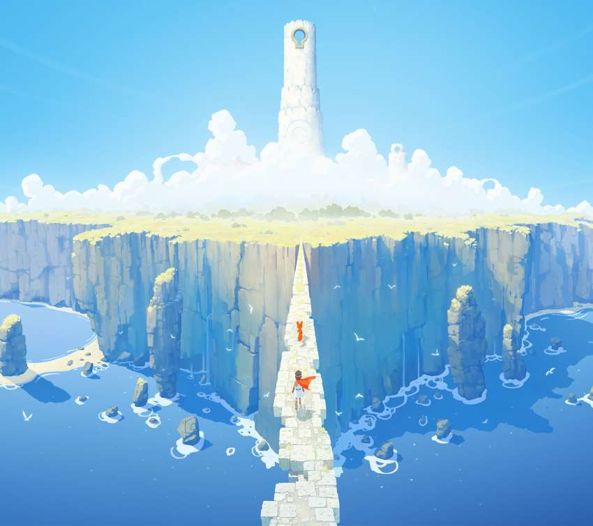 RiME Mobile Horizontal wallpaper or background