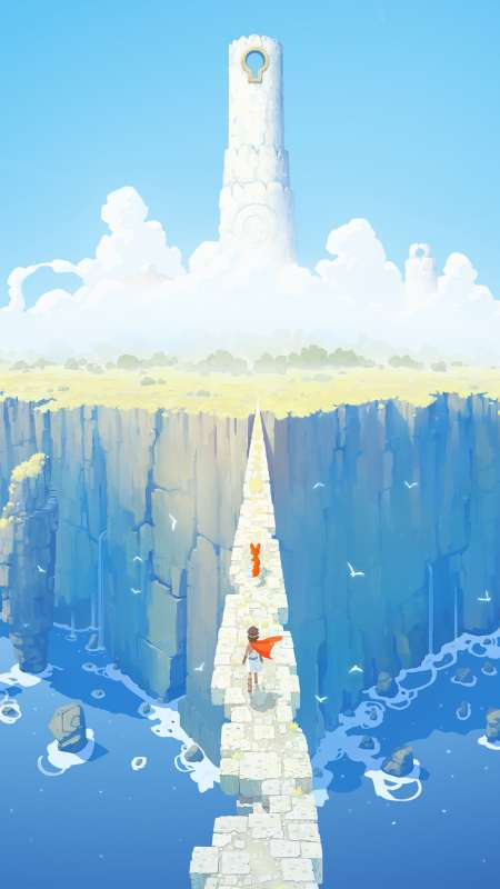 RiME Mobile Vertical wallpaper or background