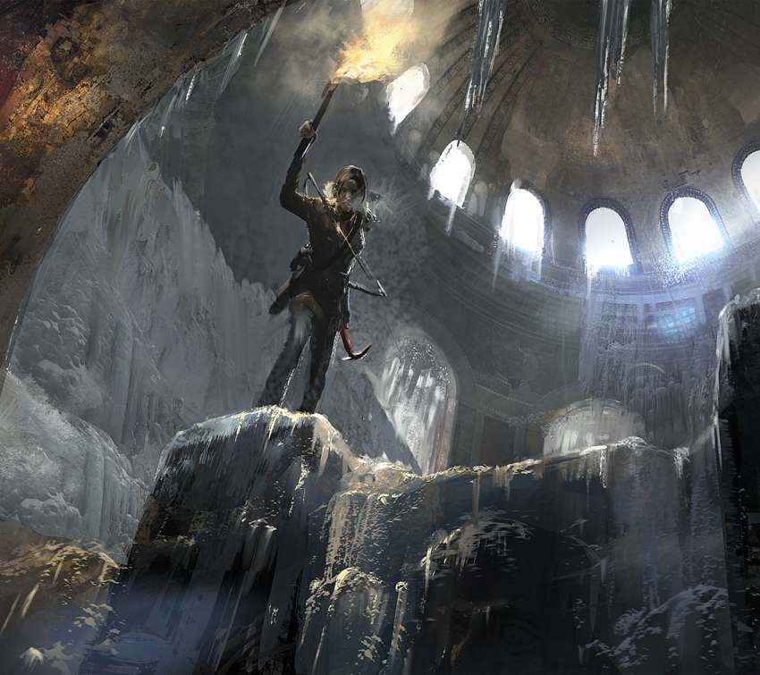 Tomb Raider Desktop Wallpaper: Rise Of The Tomb Raider Wallpapers Or Desktop Backgrounds