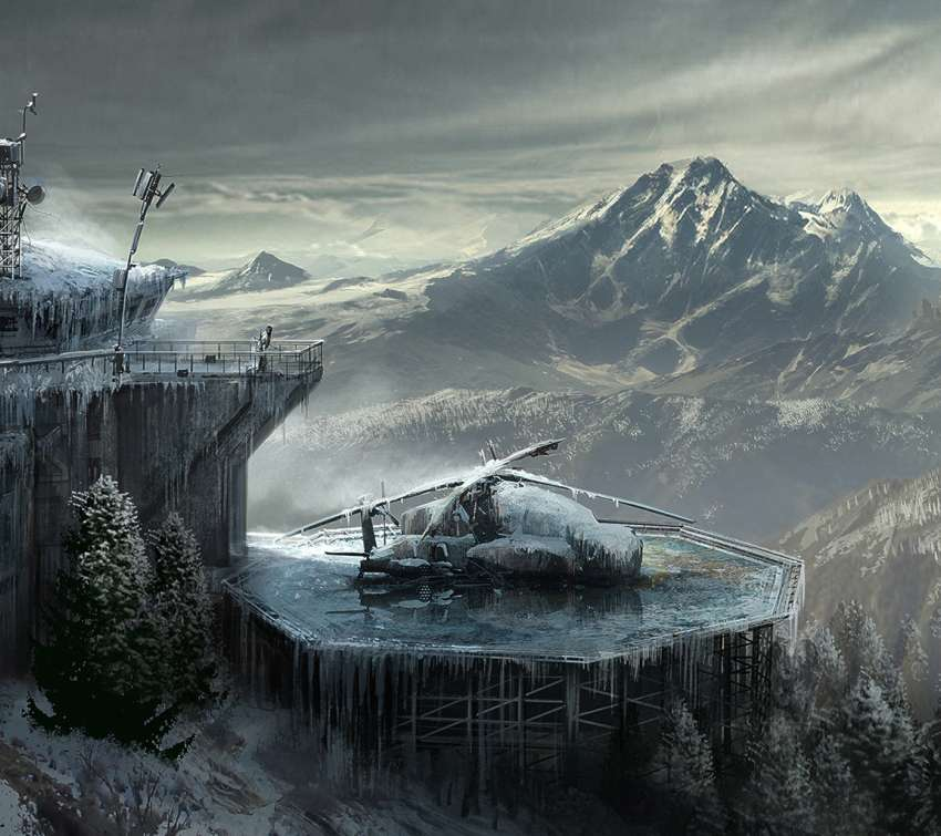 Rise Of The Tomb Raider Wallpapers Or Desktop Backgrounds
