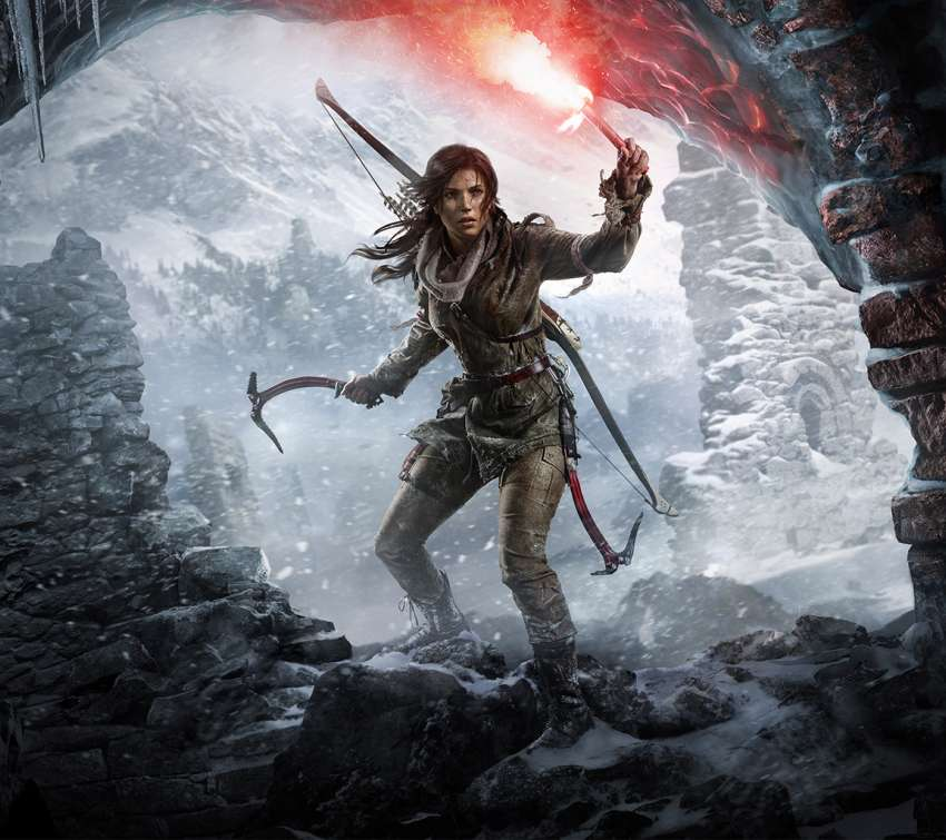 Rise of the Tomb Raider wallpaper or background