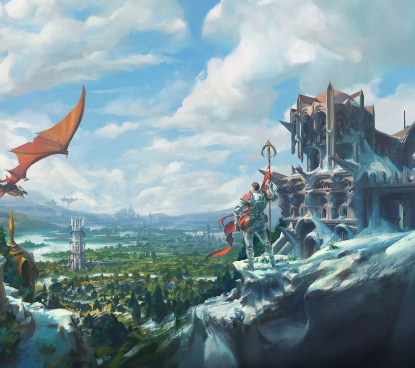 RuneScape Wallpaper Or Background