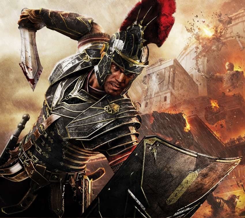 Ryse: Son of Rome Mobile Horizontal wallpaper or background