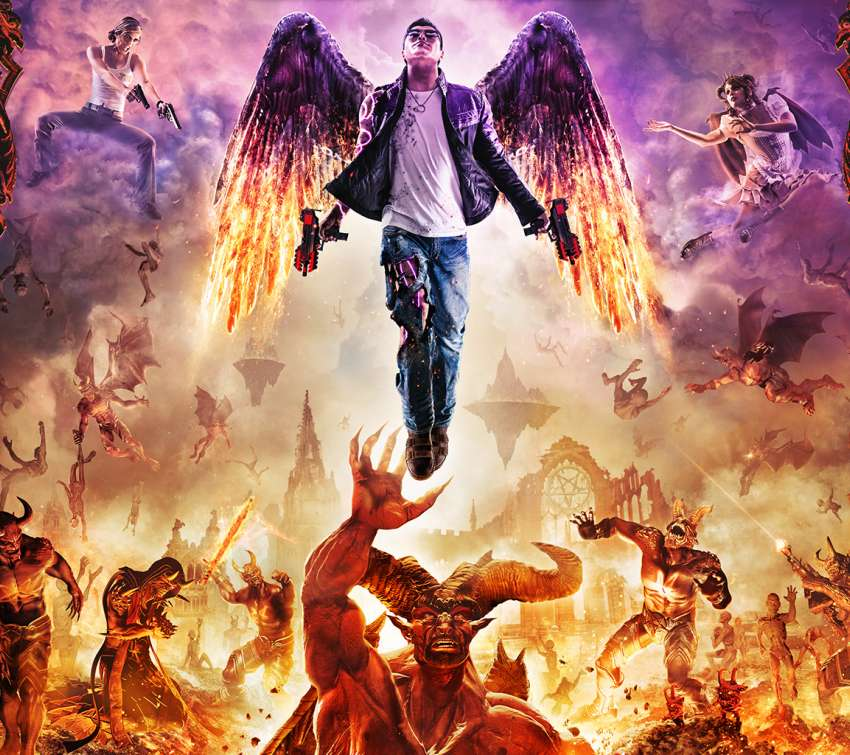 Saints Row: Gat out of Hell wallpaper or background