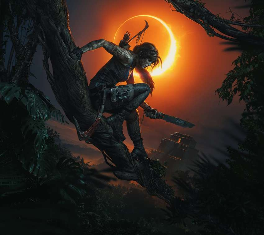 Shadow of the Tomb Raider wallpaper or background
