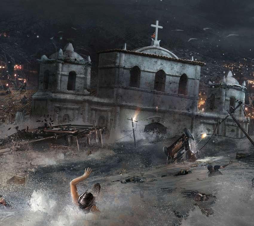 Tomb Raider Hd Wallpapers 1080p: GameWallpapers.com