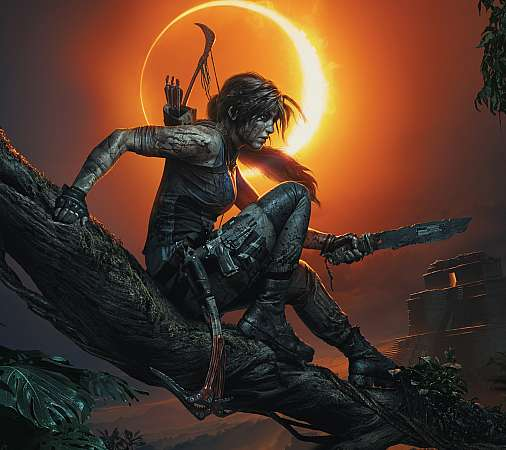 Shadow of the Tomb Raider Mobile Horizontal wallpaper or background