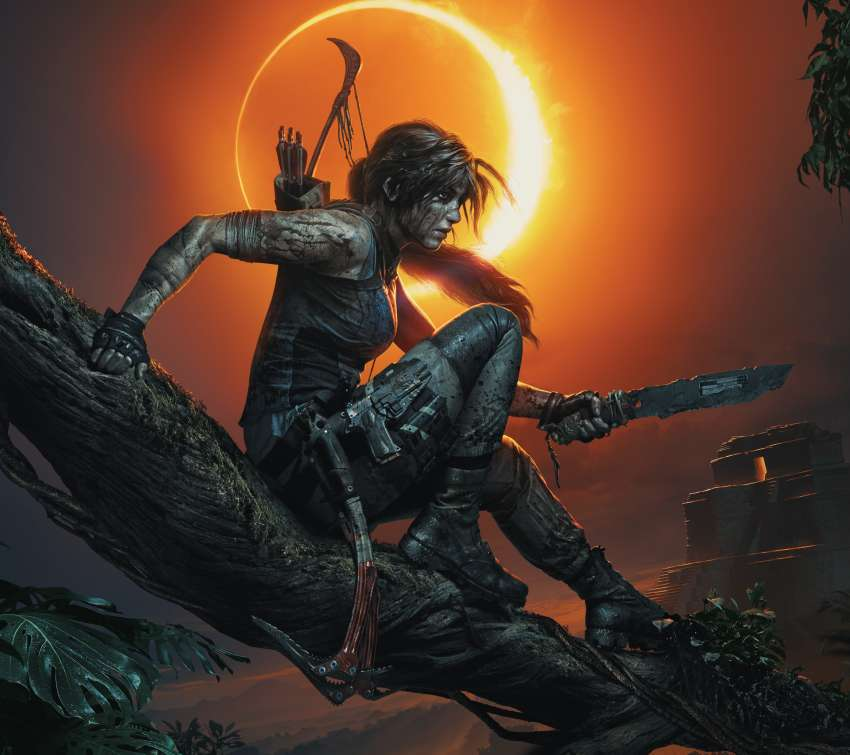 Tomb Rider Wallpaper: GameWallpapers.com