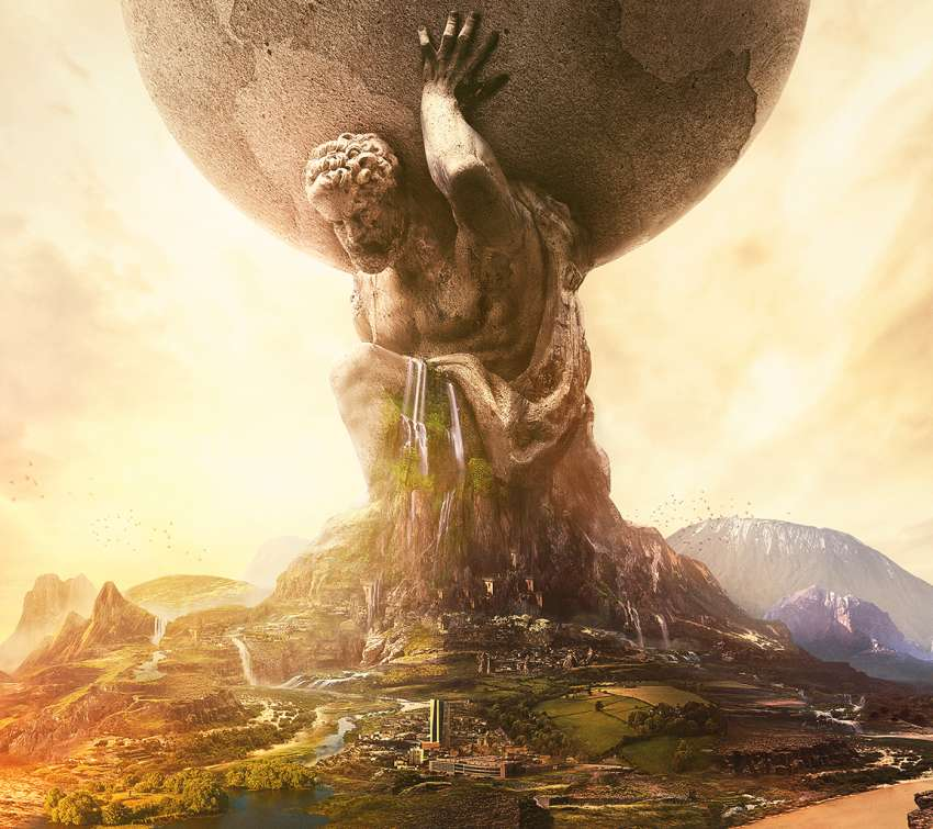 Sid Meier's Civilization 6 Mobile Horizontal wallpaper or background