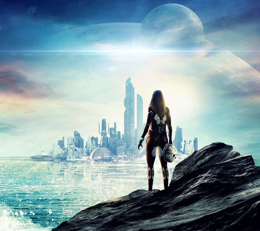 Sid Meier's Civilization: Beyond Earth - Rising Tide Mobile Horizontal wallpaper or background