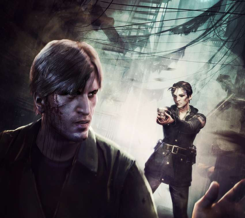 Silent Hill: Downpour wallpaper or background