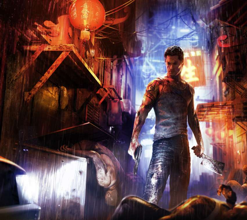 Sleeping Dogs wallpaper or background