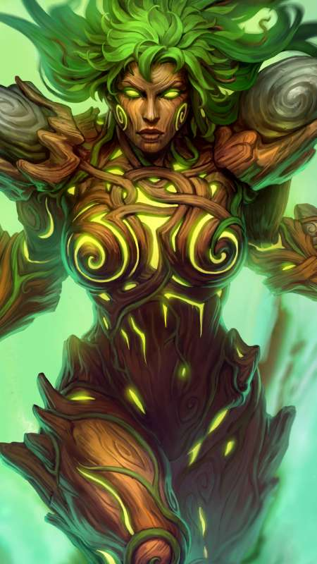 Smite Mobile Vertical wallpaper or background