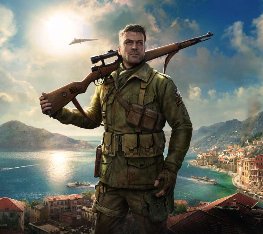 Sniper Elite 4 Mobile Horizontal wallpaper or background