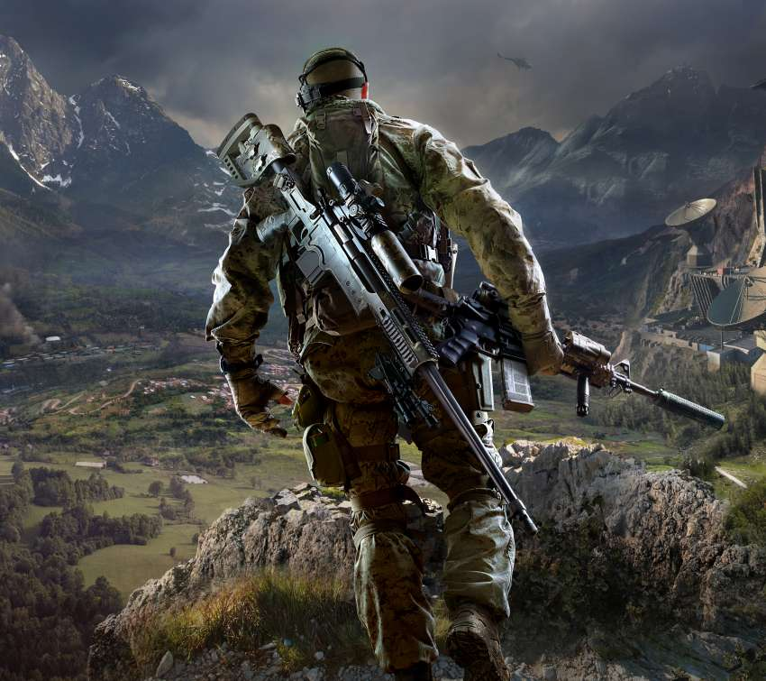 Sniper: Ghost Warrior 3 Mobile Horizontal wallpaper or background