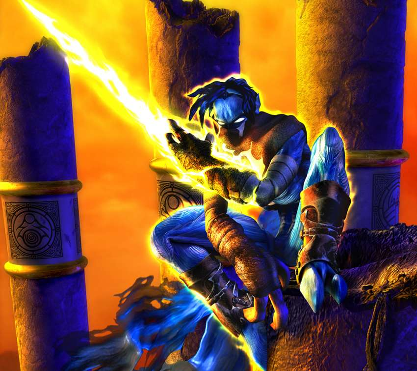 Soul Reaver 2 wallpaper or background