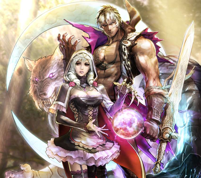 Soulcalibur 5 wallpaper or background