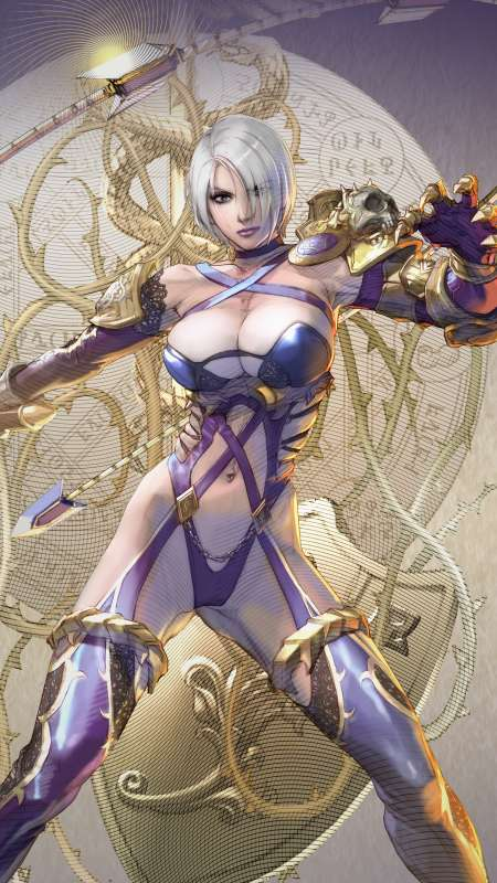 Soulcalibur 6 Mobile Vertical wallpaper or background