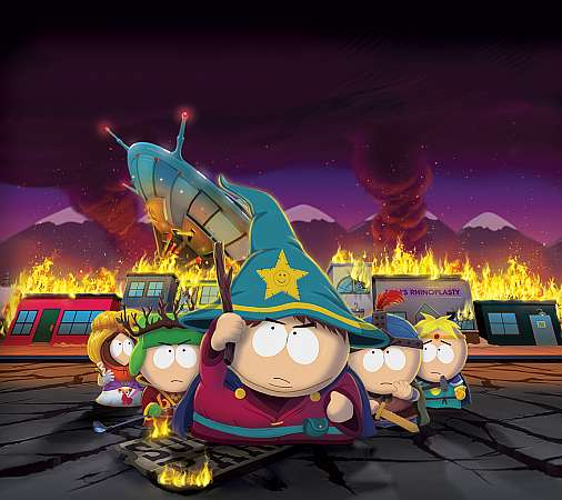 South Park: The Stick of Truth Mobile Horizontal wallpaper or background