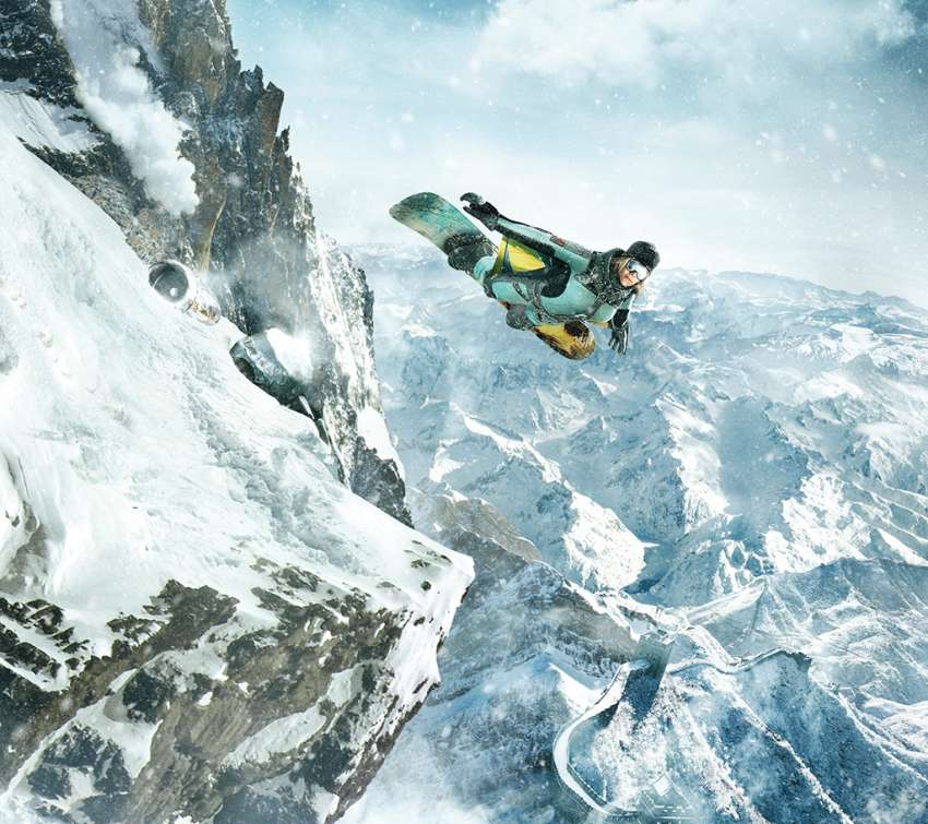 SSX wallpaper or background