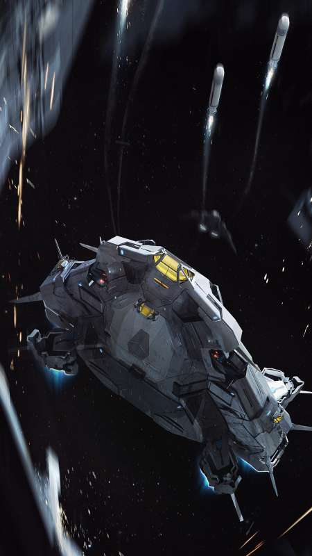 Star Citizen Mobile Vertical wallpaper or background