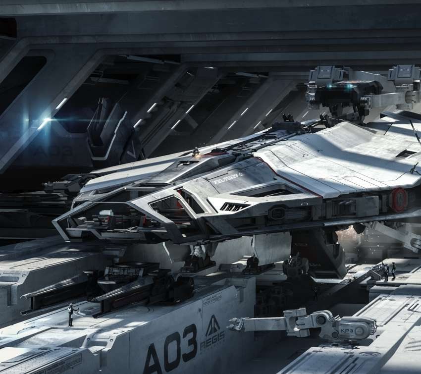 Star Citizen Mobile Horizontal wallpaper or background