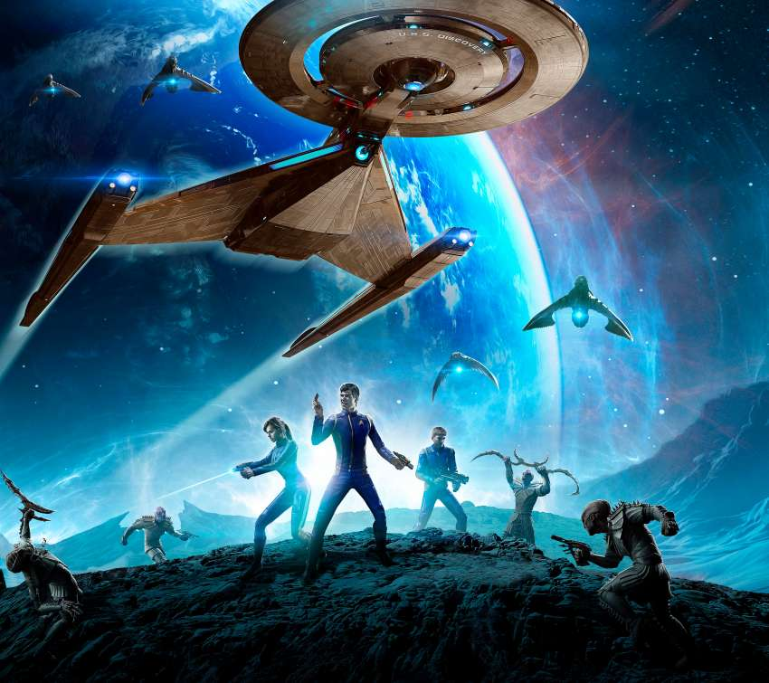 Star Trek Online Mobile Horizontal wallpaper or background