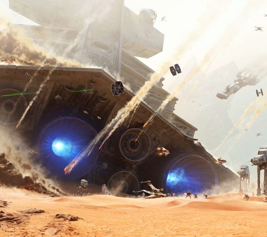Star Wars - Battlefront wallpaper or background