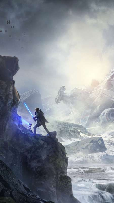Star Wars Jedi: Fallen Order Mobile Vertical wallpaper or background