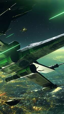 Star Wars: Squadrons Mobile Vertical wallpaper or background