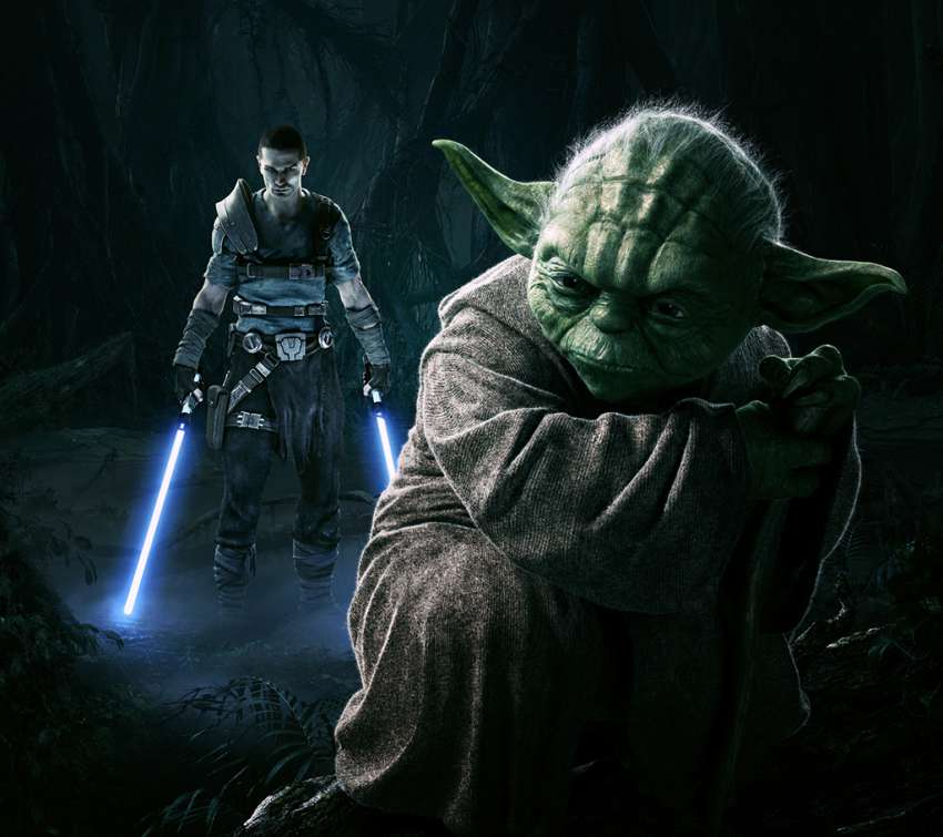 Star Wars: The Force Unleashed 2 Wallpapers Or Desktop