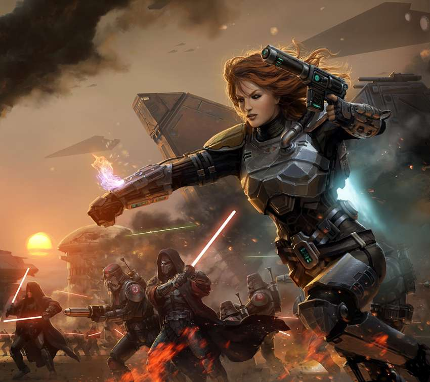 Star Wars: The Old Republic wallpaper or background