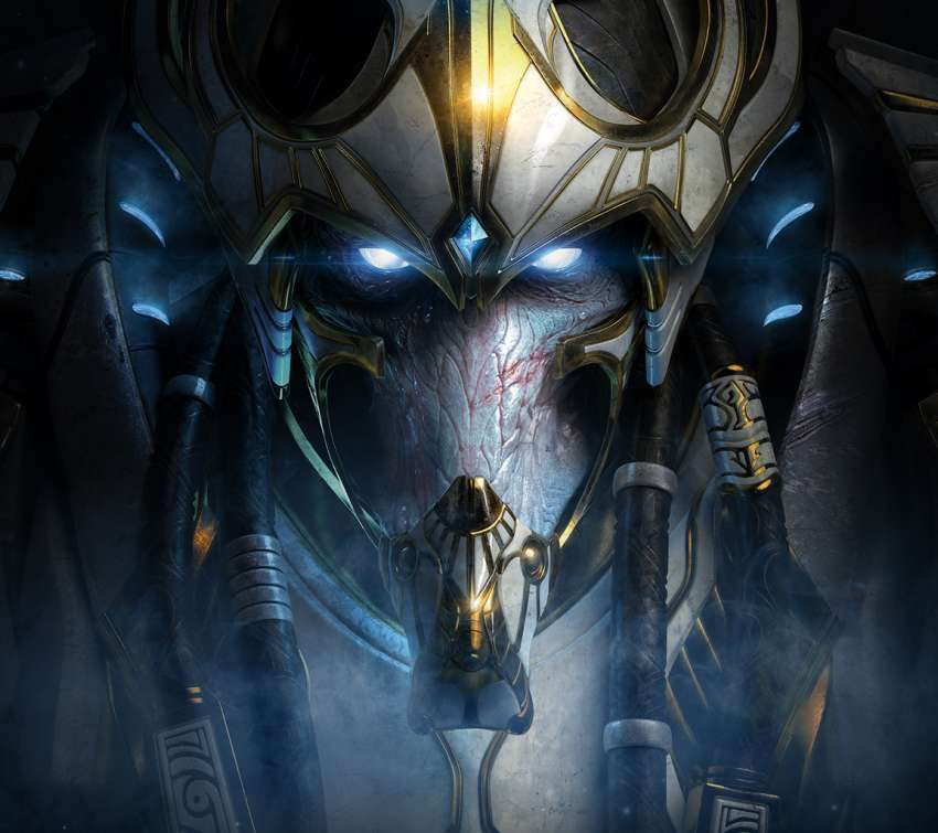 StarCraft 2: Legacy of the Void wallpaper or background