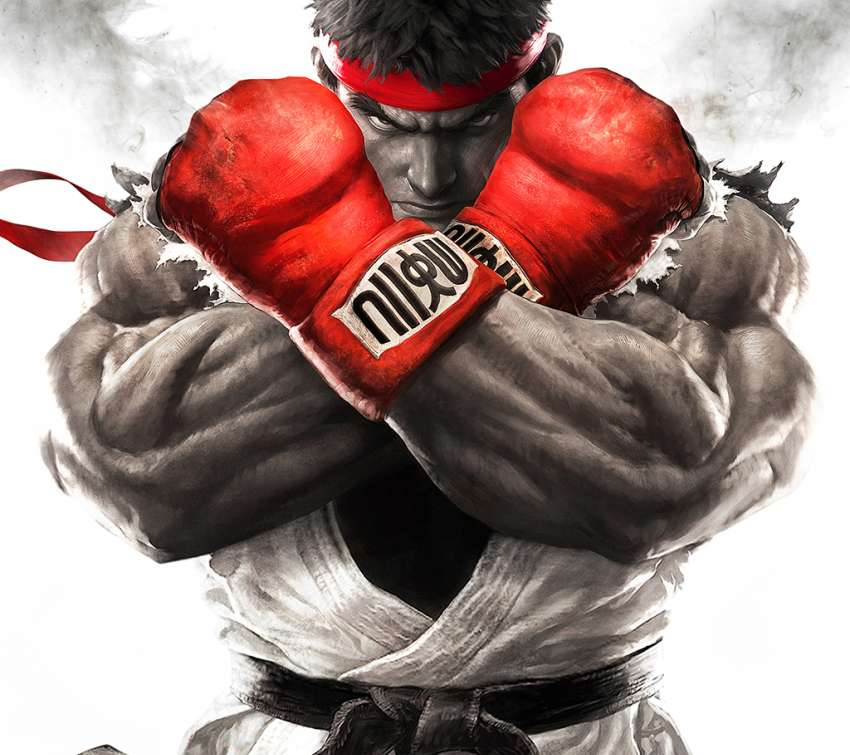 Street Fighter 5 wallpaper or background