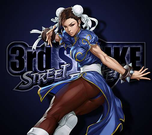 Street Fighter III: 3rd Strike Online Edition Mobile Horizontal wallpaper or background