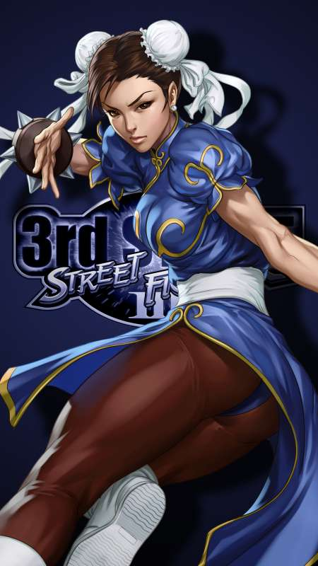 Street Fighter III: 3rd Strike Online Edition Mobile Vertical wallpaper or background