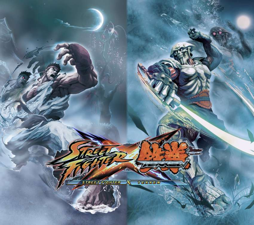 Street Fighter x Tekken wallpaper or background