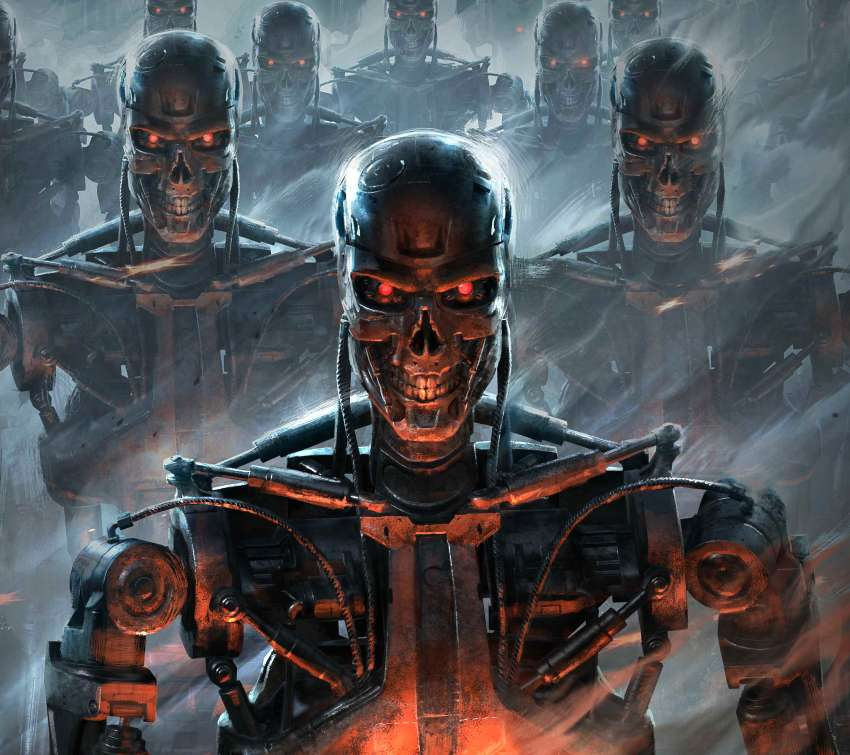 Terminator: Resistance Mobile Horizontal wallpaper or background