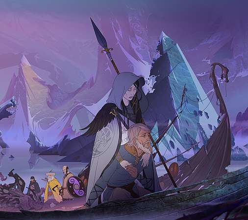 The Banner Saga 3 Mobile Horizontal wallpaper or background