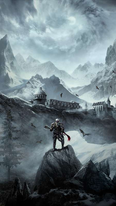 The Elder Scrolls Online: Greymoor Mobile Vertical wallpaper or background