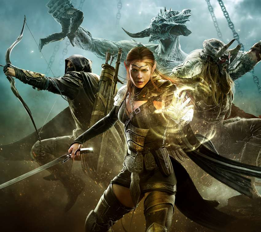 The Elder Scrolls Online: Tamriel Unlimited wallpaper or background
