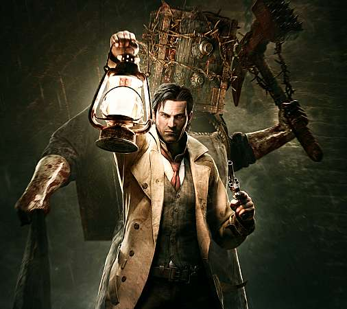 The Evil Within Mobile Horizontal wallpaper or background