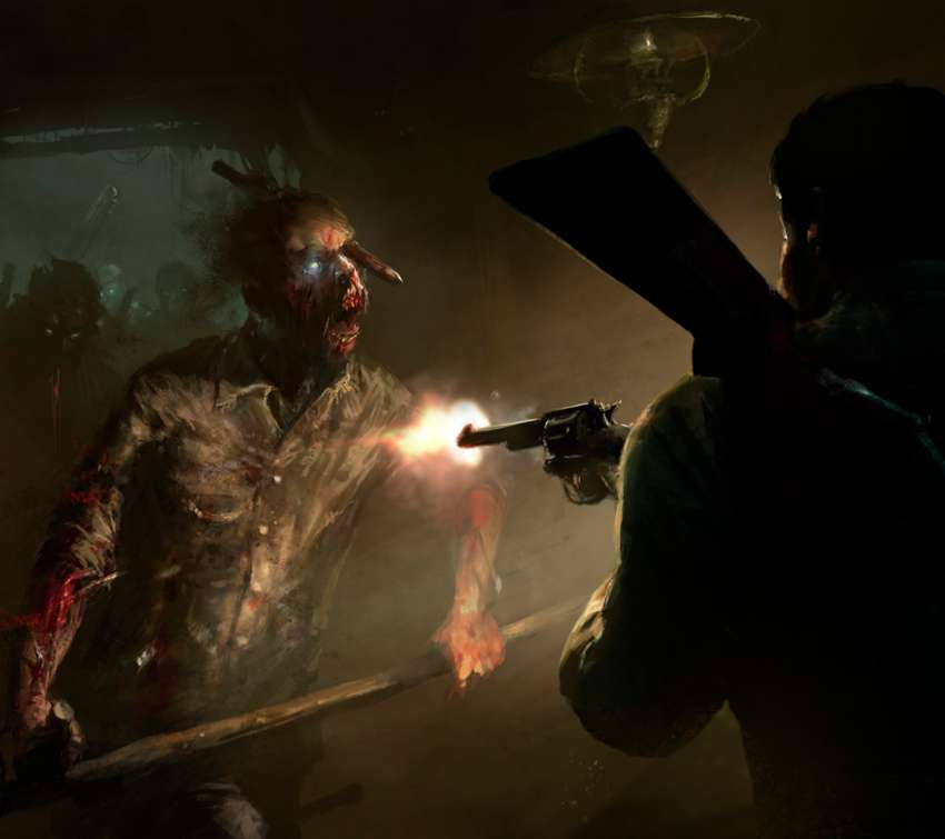 Evil Wallpapers: The Evil Within Wallpapers Or Desktop Backgrounds