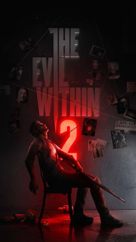 The Evil Within 2 Mobile Vertical wallpaper or background