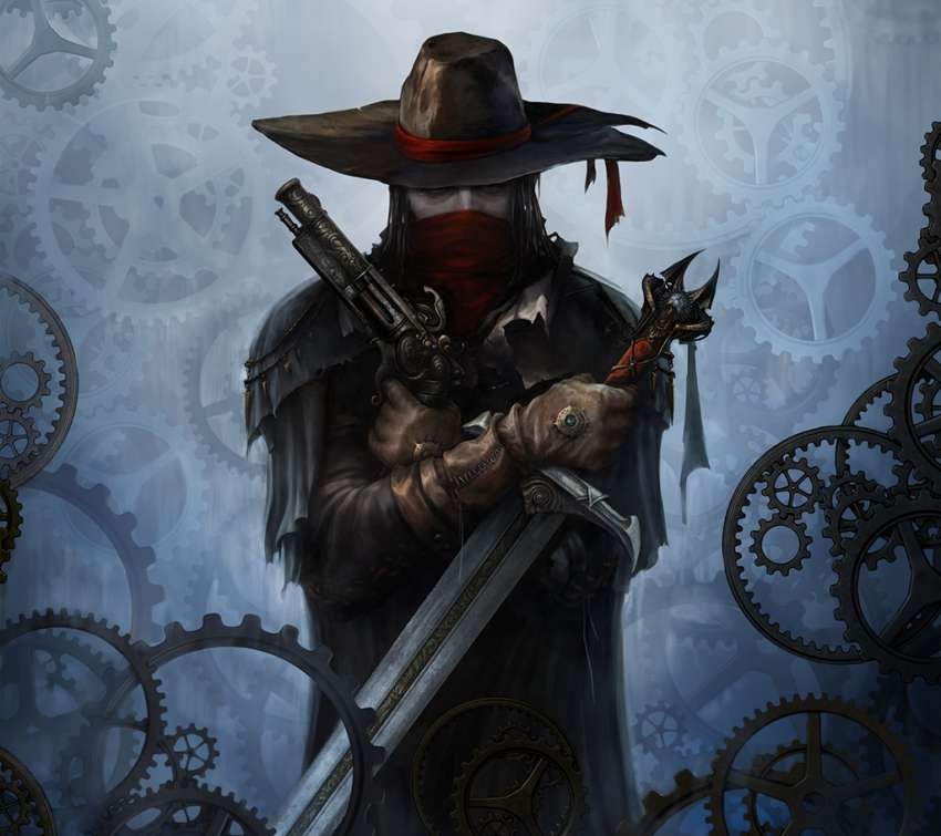 The Incredible Adventures of Van Helsing Mobile Horizontal wallpaper or background