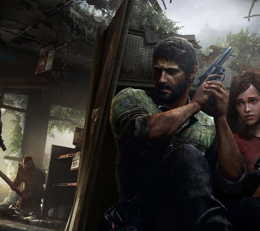 The Last of Us Mobile Horizontal wallpaper or background