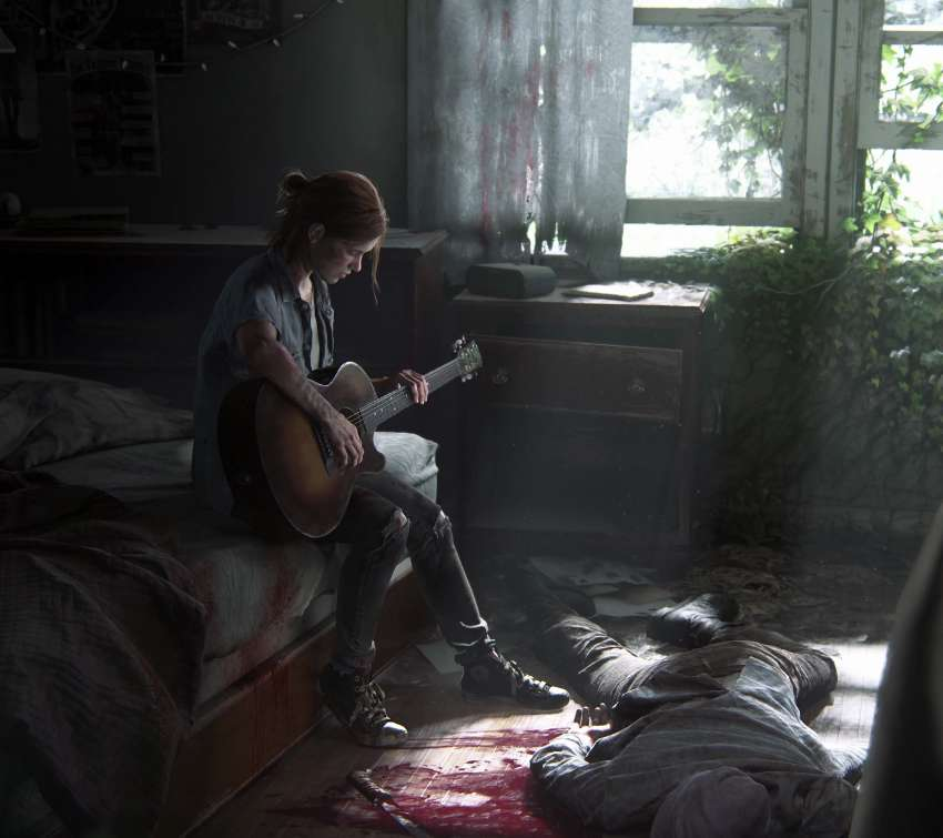 The Last of Us: Part 2 wallpaper or background