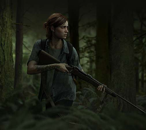 The Last of Us: Part 2 Mobile Horizontal wallpaper or background