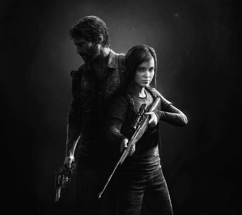 The last of us remastered wallpapers or desktop backgrounds - The last of us wallpaper ...